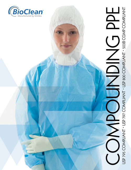 BioClean Compounding PPE