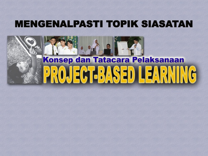 POWER POINT PRESENTATION PBL