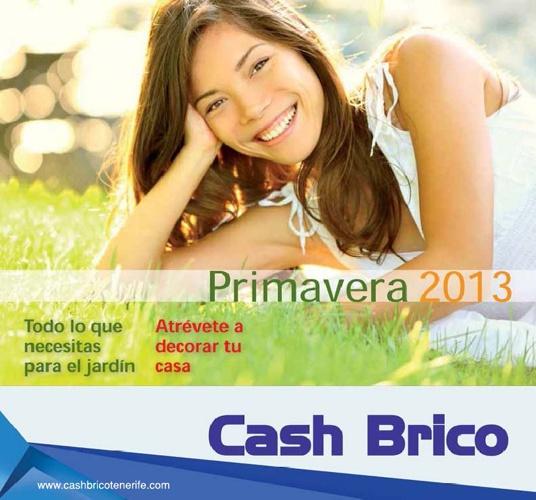 Ofertas Primavera Cash Brico