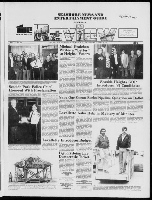 Review April 1987