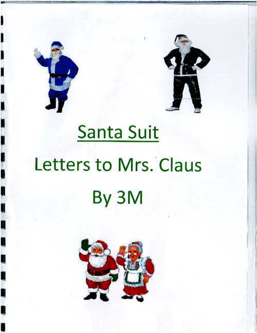 Copy of Santa Suit