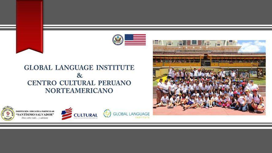 Presentación Intercambio GLI Florida  2015