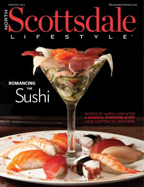 North Scottsdale Lifestyle February 2013