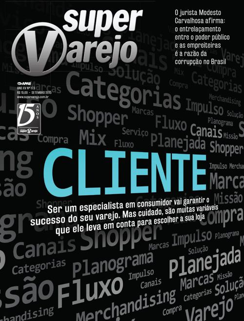 Revista SuperVarejo Setembro de 2015 Nº 173