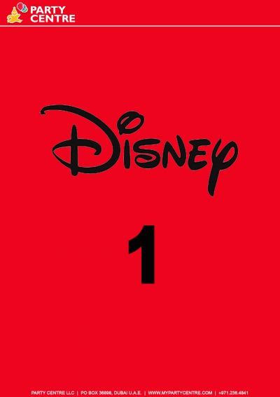 Disney cover 1