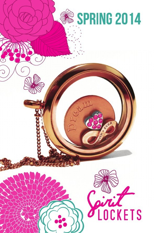 Spirit Lockets Spring 2014 Catalog