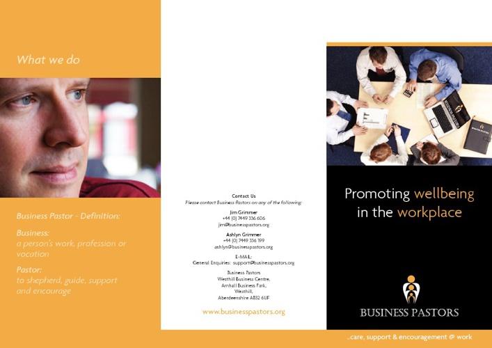 Business Pastors