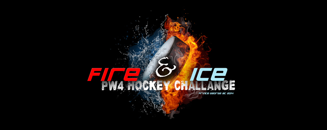 PW4 Fire and Ice Hockey Challange