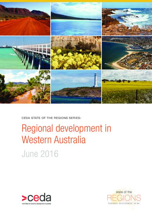 Regional development in Western Australia
