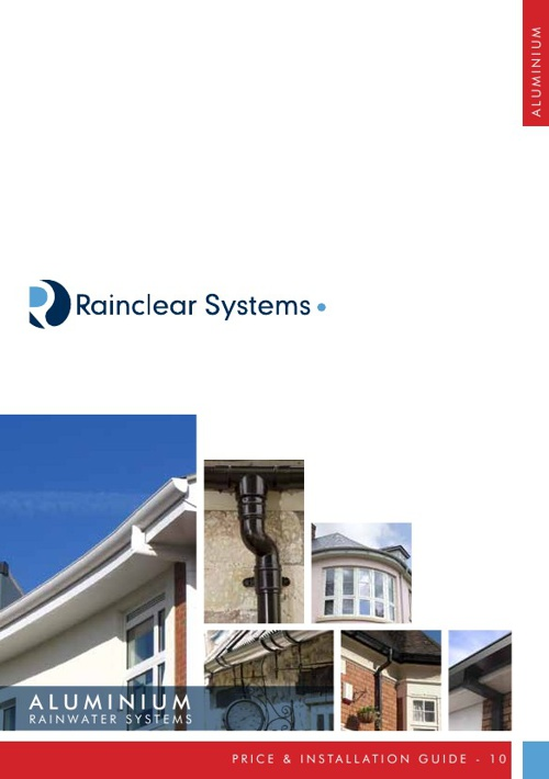 Rainclear Cast Aluminium Price Guide