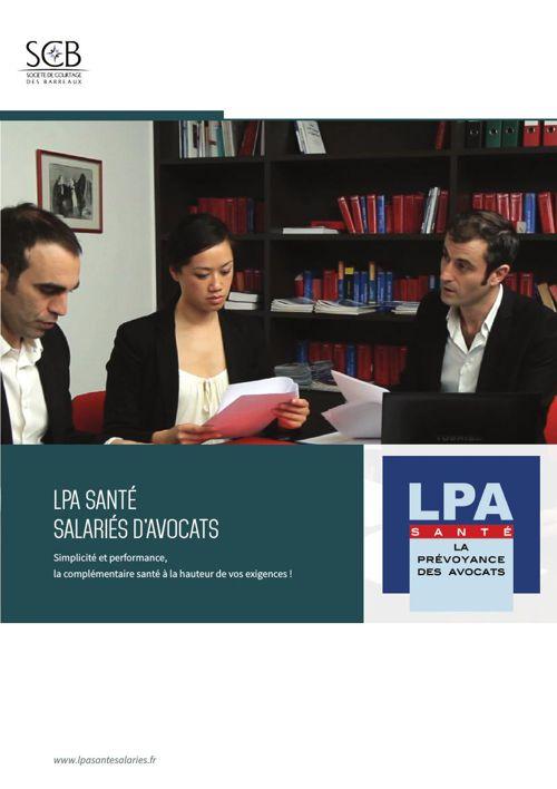 LPA Santé Salariés d'Avocats