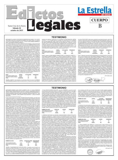Judiciales 10 sábado - octubre 2015