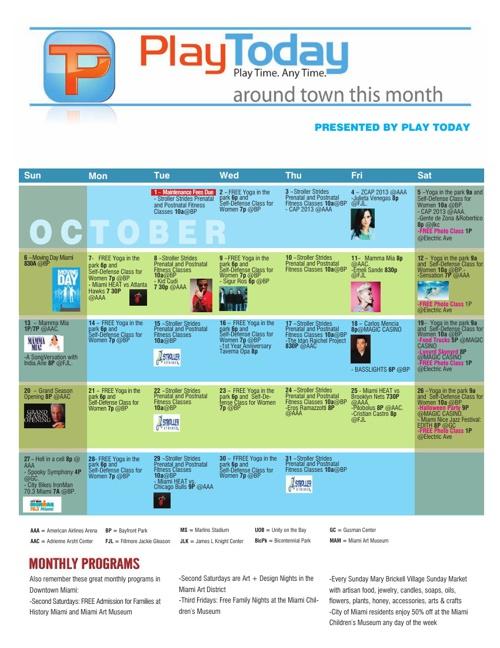October Newsletters