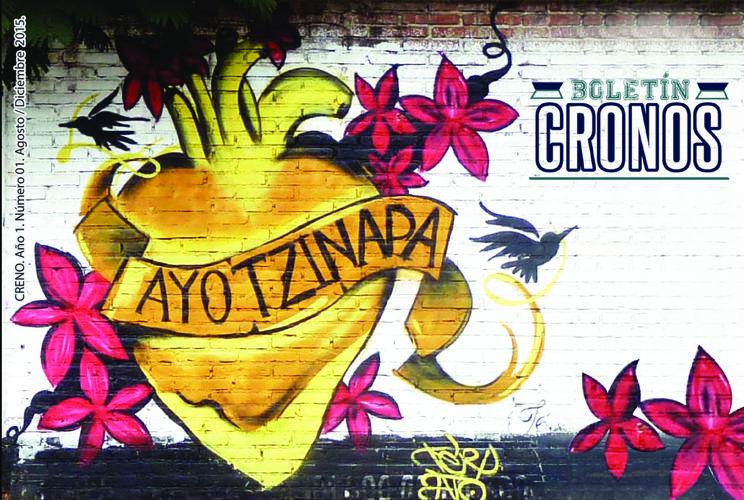 Boletín CRONOS, I. Año 2016.