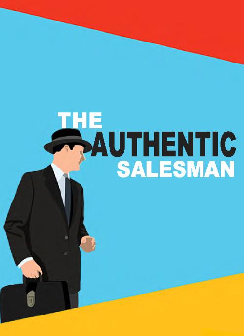 The Authentic Salesman Media Kit