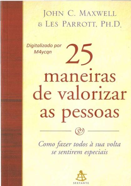 25 MANEIRAS DE VALORIZAR AS PESSOAS.