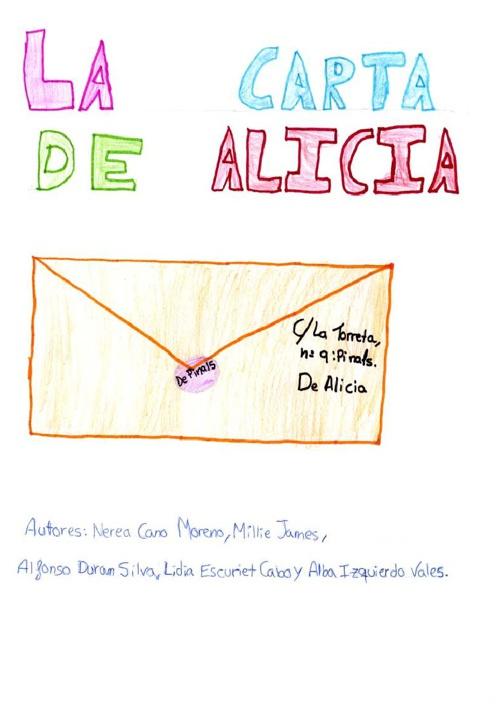 La carta de Alicia