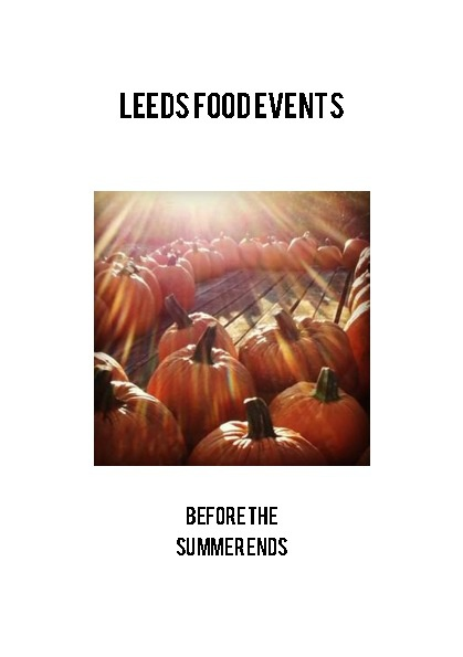 Food Events in Leeds