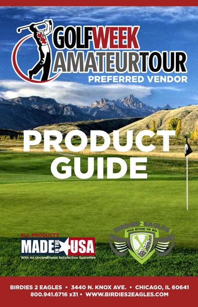 B2E - Golfweek Amateur Tour - Exclusive Product Guide
