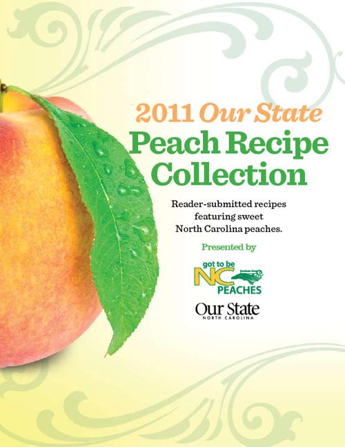 Peach Recipe Collection