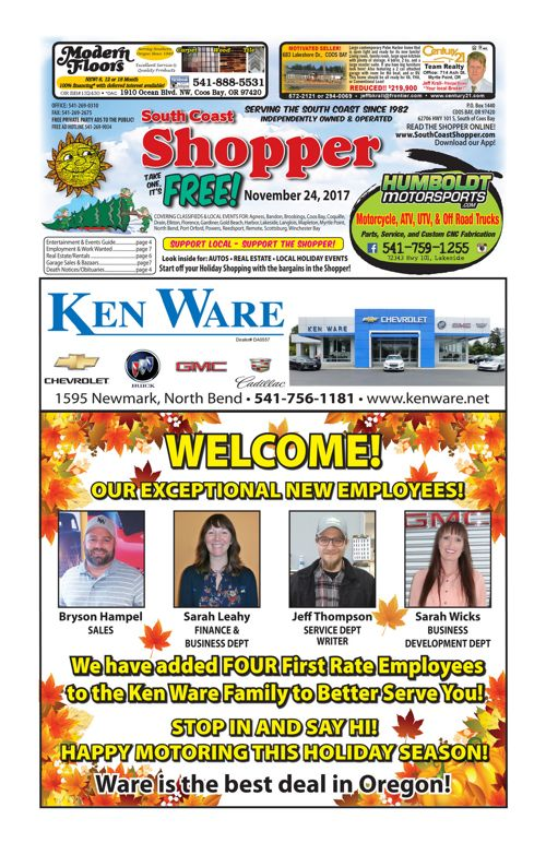 South Coast Shopper e-Edition 11-24-17