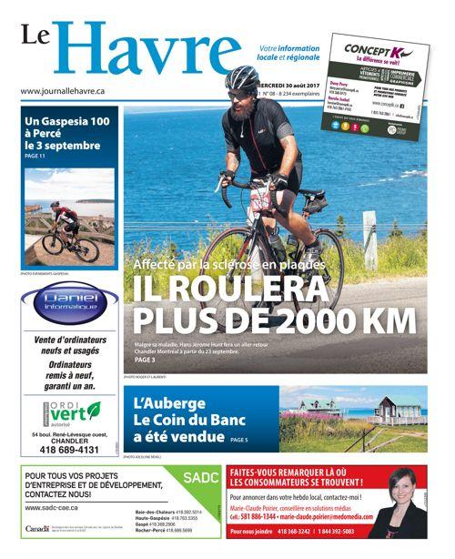 Le Havre 30 août