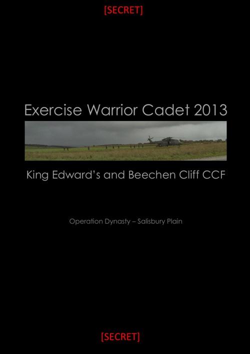 Exercise Warrior Cadet 2013