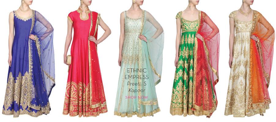Women Designer Clothes - Exclusive Women Designer Collection at