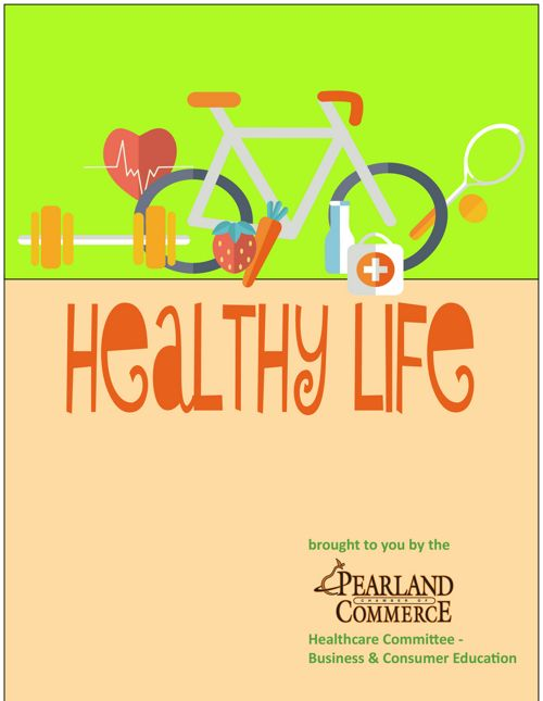 Healthy Life February - March Newsletter