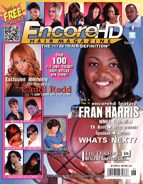 EncoreHD Hair Magazine Volume 6