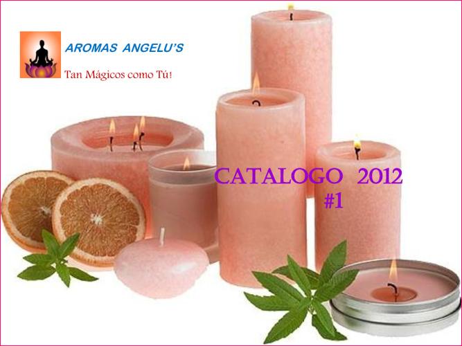 CATALOGO #1 2012