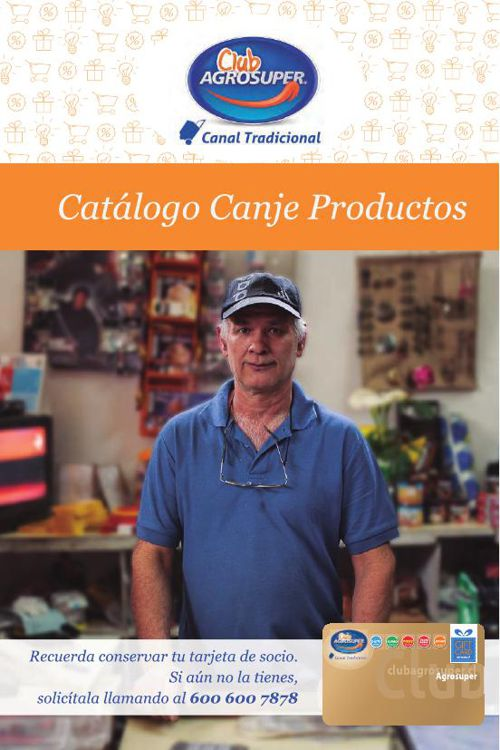 Catálogo 2015 Agrosuper