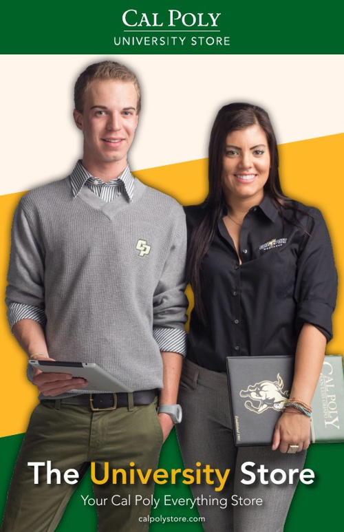 Cal Poly University Store Booklet