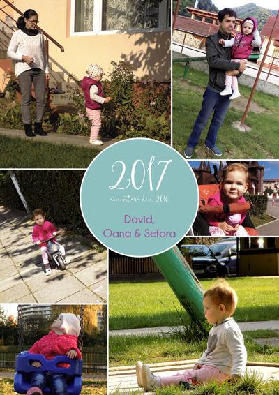 Calendar A4 Family
