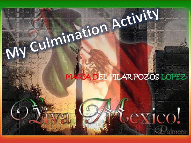 CULMINATION ACTIVITY MARIA DEL PILAR POZOS LOPEZ