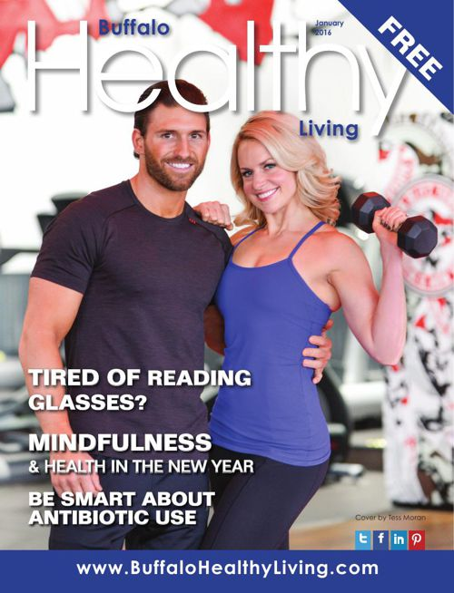 January 2016 Buffalo Healthy Living Magazine