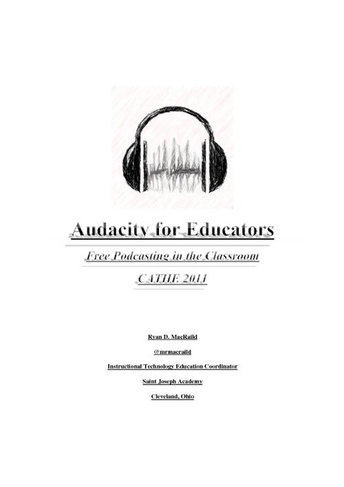 Audacity by MacRaild