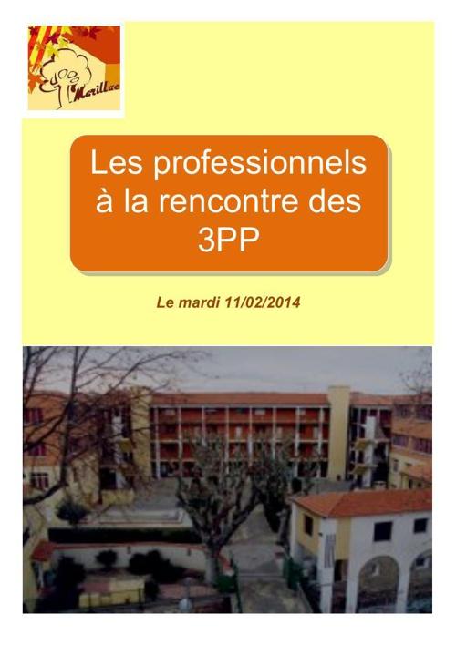 Catalogue journée des métiers 11/02/2013