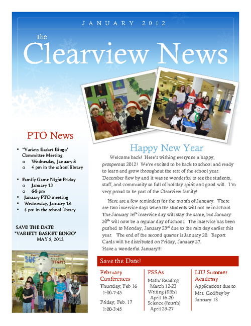 January 2012 Newsletter 3
