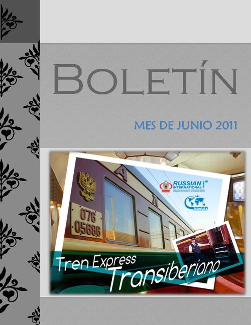 Boletin - Promociones