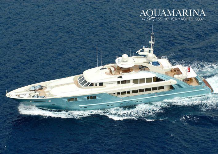 """Aquamarina 47.5m / 155' 10"""""""
