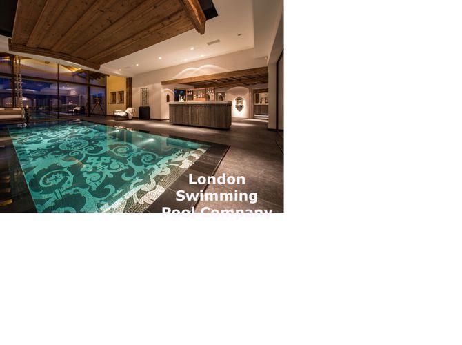 London Swimming Pool Company presentation