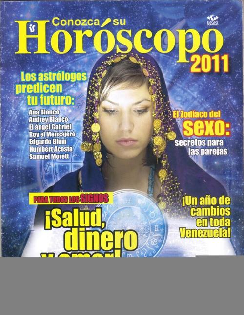 Copy of Conozca su Horoscopo 2011