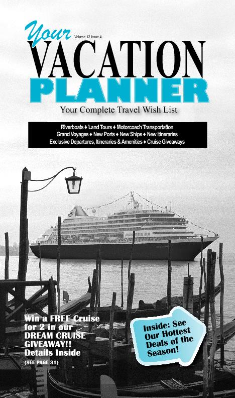 Vacation Planner Volume 12 - Issue 4