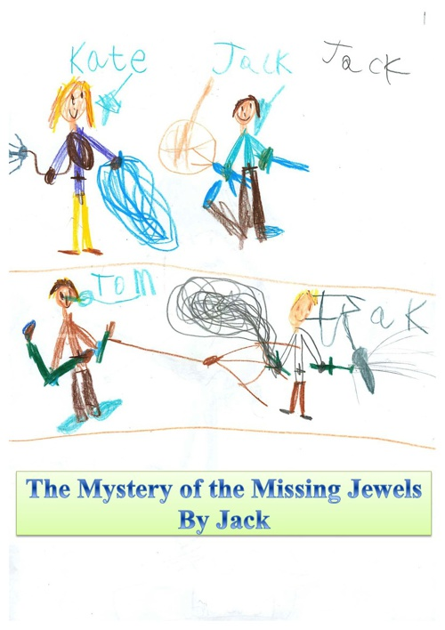The Mystery of the Missing Jewels