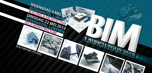BIM Launch Tour 2013 (by i-Theses)