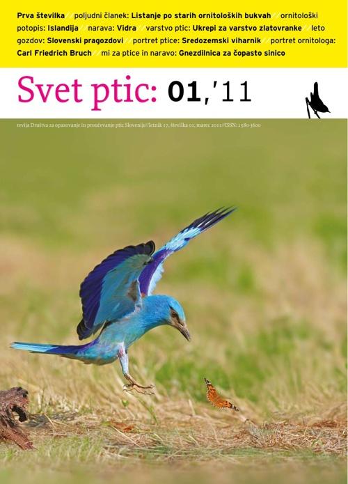 Svet ptic 01'11