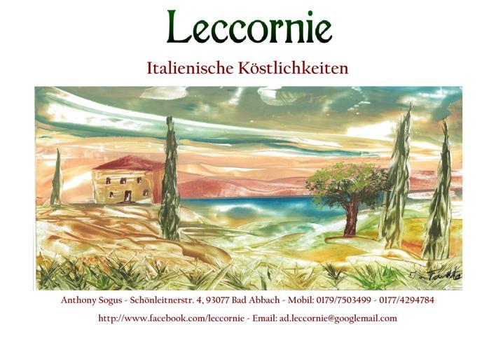 Leccornie Katalog 2013/2014