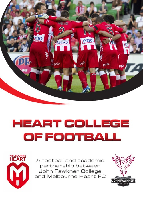 Heart College of Football