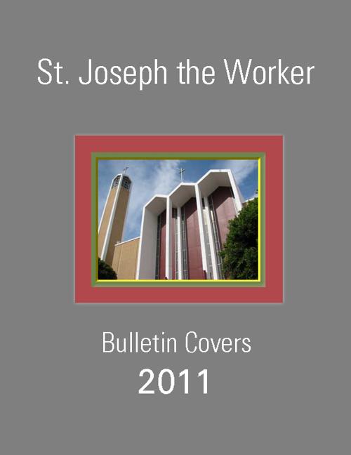 SJW 2011 Bulletin Covers